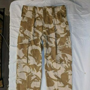 Other - VINTAGE COLLECTIBLE 60S GERMAN MILITARY Pants 1225